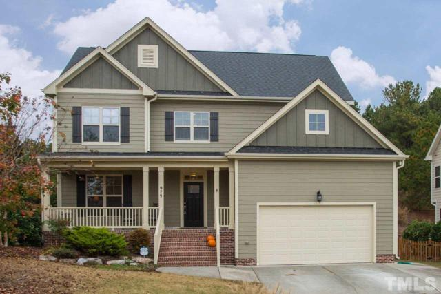 929 Coral Bell Drive, Wake Forest, NC 27587 (#2223586) :: Spotlight Realty