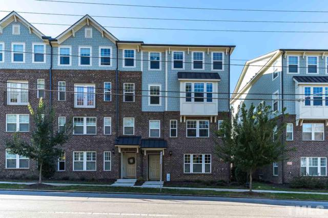 501 N Person Street #107, Raleigh, NC 27604 (MLS #2223595) :: The Oceanaire Realty
