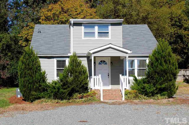 33 Deegan Drive, Pittsboro, NC 27312 (#2223600) :: The Beth Hines Team