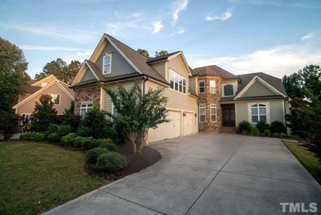 1336 Heritage Heights Lane, Wake Forest, NC 27587 (#2223627) :: The Perry Group
