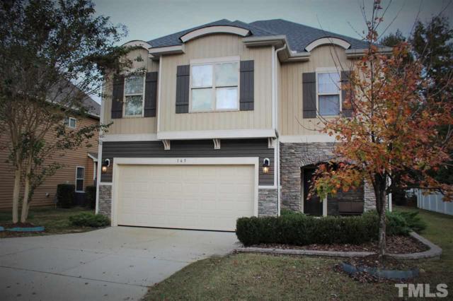 865 New Charleston Drive, Fuquay Varina, NC 27526 (#2223632) :: Raleigh Cary Realty