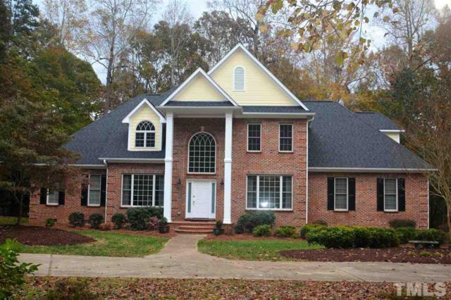 527 Grand Oak Drive, Hillsborough, NC 27278 (#2223664) :: The Perry Group