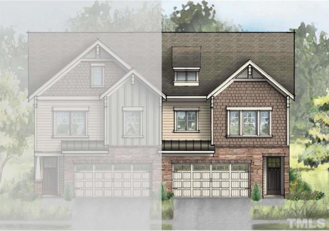 255 Vista Creek Place, Cary, NC 27511 (#2223669) :: Rachel Kendall Team