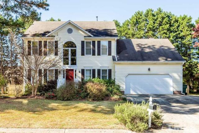 3505 Shady Creek Drive, Durham, NC 27713 (#2223677) :: The Perry Group