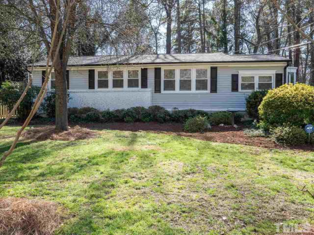 3408 Pinecrest Drive, Raleigh, NC 27609 (#2223702) :: The Results Team, LLC