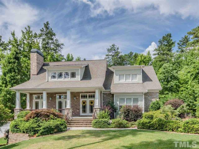 83 Forked Pine Court, Chapel Hill, NC 27517 (#2223731) :: M&J Realty Group