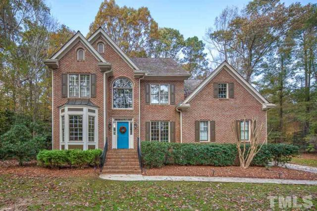 2425 Laurelford Lane, Wake Forest, NC 27587 (#2223735) :: The Perry Group