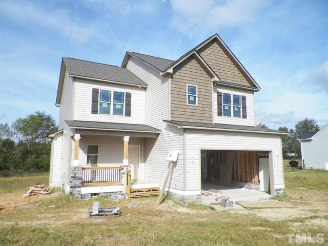 222 Fox Run Lot 32, Benson, NC 27504 (#2223752) :: The Perry Group