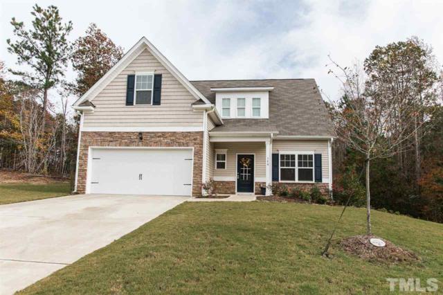 170 Live Oak Drive, Louisburg, NC 27549 (#2223769) :: The Perry Group