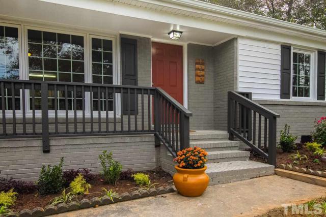 1020 Northview Street, Garner, NC 27529 (#2223773) :: M&J Realty Group