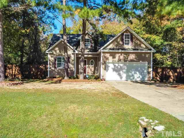 85 Riverstone Drive, Fuquay Varina, NC 27526 (#2223815) :: Raleigh Cary Realty