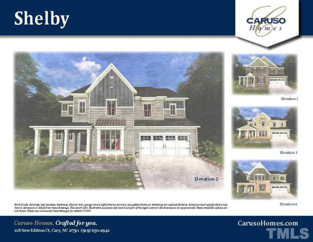 1512 Betasso Drive, Cary, NC 27519 (#2223816) :: M&J Realty Group