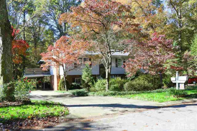 1010 Tanglewood Drive, Cary, NC 27511 (#2223830) :: The Perry Group