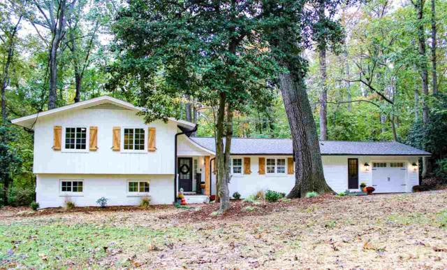 705 Greencove Court, Raleigh, NC 27609 (#2223832) :: The Perry Group