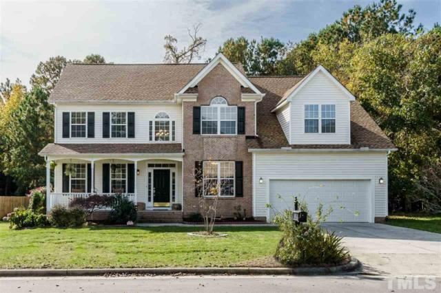 213 Plyersmill Road, Cary, NC 27519 (#2223845) :: The Perry Group