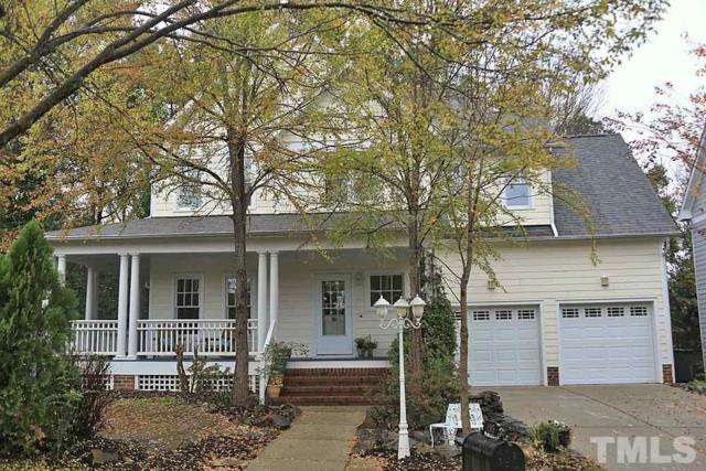 103 Parkridge Avenue, Chapel Hill, NC 27517 (#2223875) :: Raleigh Cary Realty