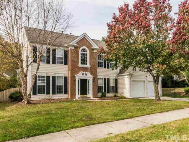 2606 Colony Woods Drive, Apex, NC 27523 (#2223920) :: The Perry Group