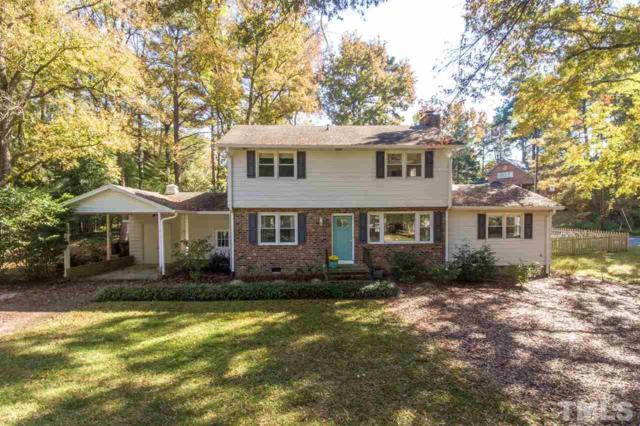 415 Longleaf Drive, Chapel Hill, NC 27517 (#2223923) :: Raleigh Cary Realty