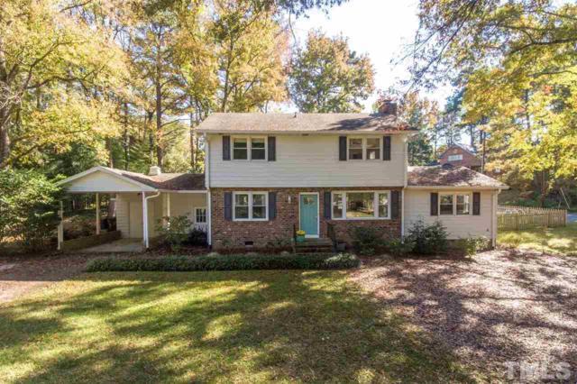 415 Longleaf Drive, Chapel Hill, NC 27517 (#2223923) :: Rachel Kendall Team