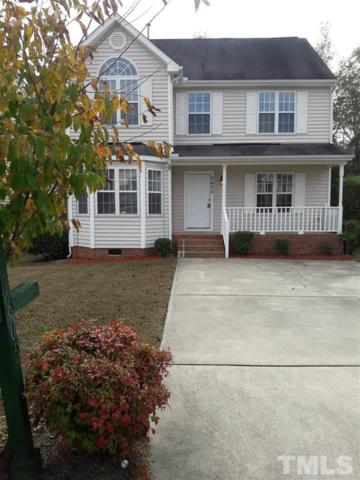 1605 Crag Burn Lane, Raleigh, NC 27604 (#2223926) :: The Perry Group