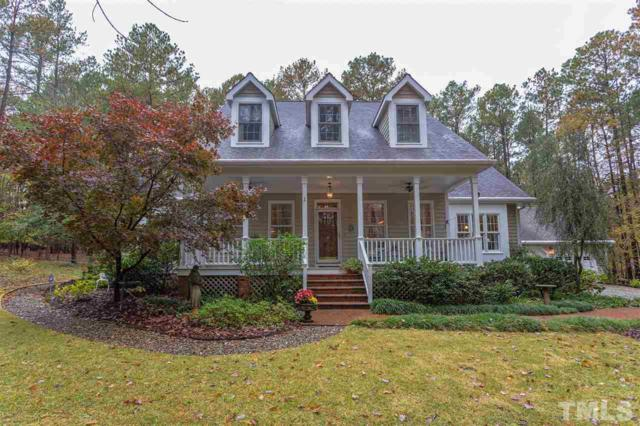 201 Stoneybrook Road, Chapel Hill, NC 27516 (#2223930) :: Spotlight Realty