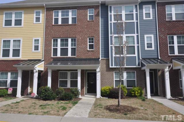 252 Michigan Avenue, Cary, NC 27519 (#2223973) :: The Perry Group