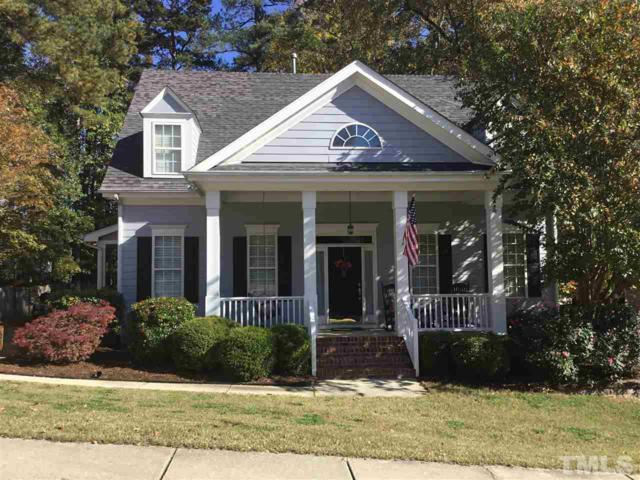 203 Vatersay Drive, Apex, NC 27502 (MLS #2223975) :: The Oceanaire Realty