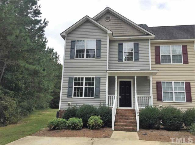 106 Hyde Park Avenue, Clayton, NC 27520 (#2223980) :: The Perry Group
