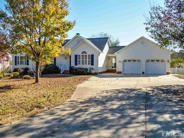 1009 Feldmen Drive, Raleigh, NC 27603 (#2223990) :: The Perry Group