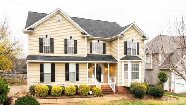 832 Clatter Avenue, Wake Forest, NC 27587 (MLS #2224037) :: The Oceanaire Realty