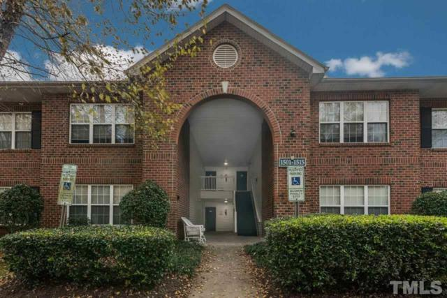 1505 Kenmore Drive #1505, Clayton, NC 27520 (#2224049) :: Raleigh Cary Realty