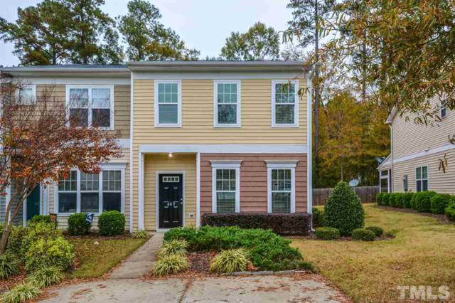 609 Elm Avenue, Wake Forest, NC 27587 (#2224068) :: Raleigh Cary Realty