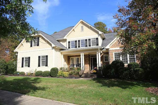 1357 Heritage Heights Lane, Wake Forest, NC 27587 (#2224071) :: The Perry Group