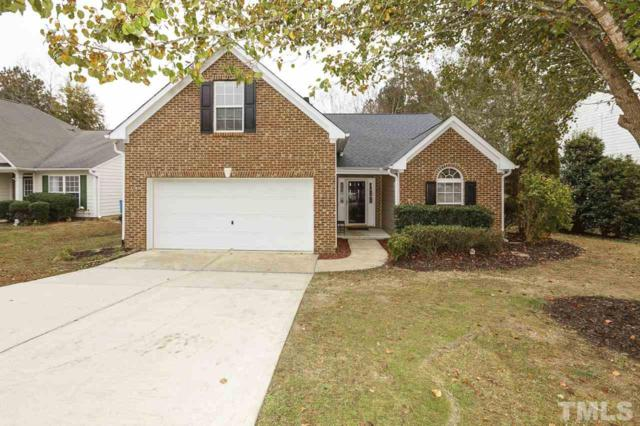 602 Brickstone Drive, Apex, NC 27502 (MLS #2224094) :: The Oceanaire Realty