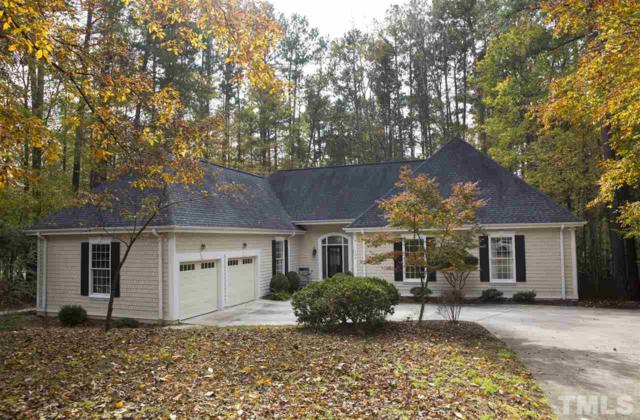 101 Oosting Drive, Chapel Hill, NC 27514 (#2224113) :: Spotlight Realty