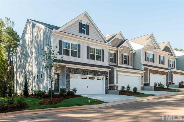1206 Wingstem Place #03, Raleigh, NC 27607 (#2224114) :: The Perry Group
