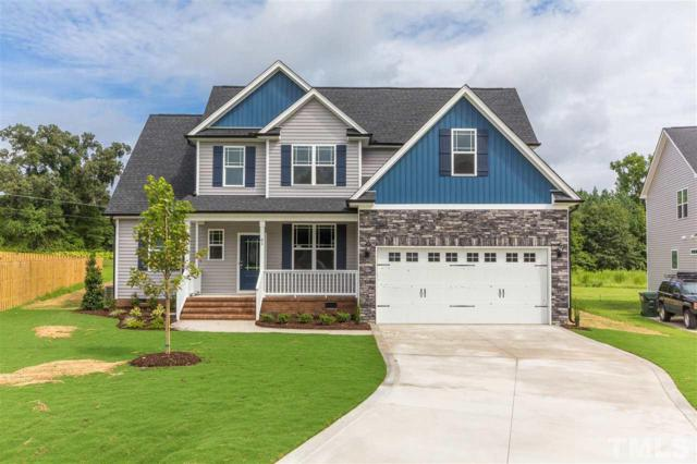 820 Cedar Creek Drive, Wendell, NC 27591 (#2224180) :: The Perry Group