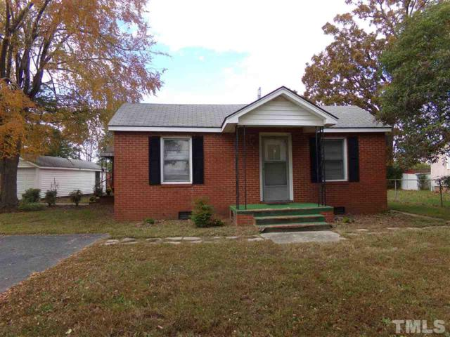 1401 E Raleigh Street, Siler City, NC 27344 (#2224190) :: Raleigh Cary Realty