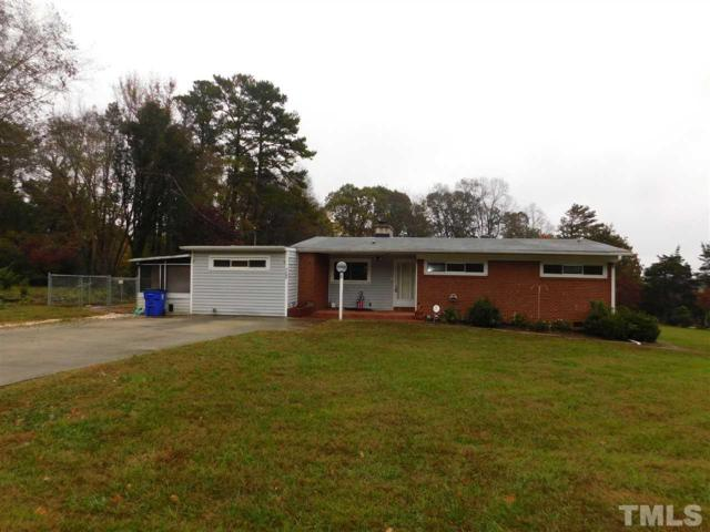 702 N Glenn Avenue, Siler City, NC 27344 (#2224214) :: The Perry Group