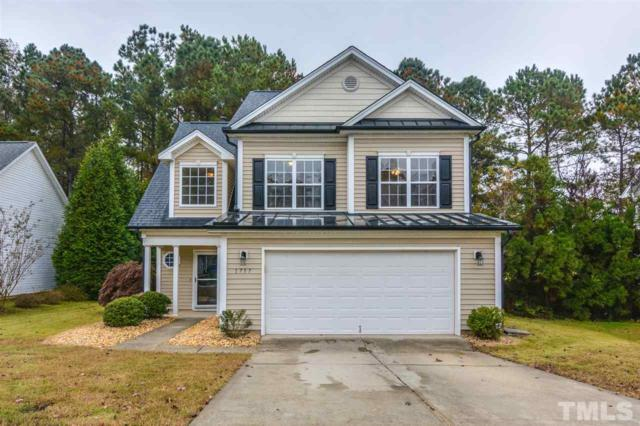 1717 Heisser Lane, Fuquay Varina, NC 27526 (#2224218) :: The Perry Group