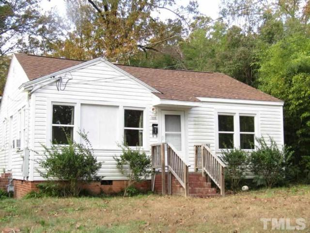 506 W Chisholm Street, Sanford, NC 27330 (#2224230) :: The Perry Group