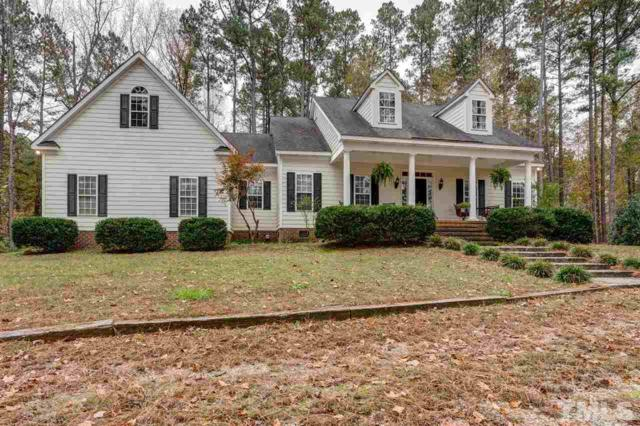 9049 Lee Drive, Spring Hope, NC 27882 (#2224249) :: The Perry Group