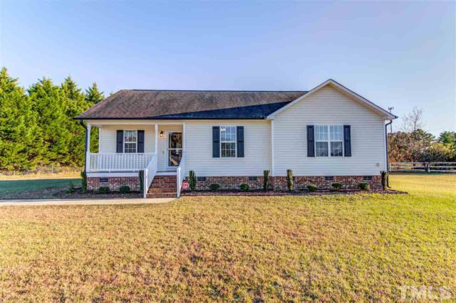 30 Parrish Farm Lane, Benson, NC 27504 (#2224286) :: Rachel Kendall Team