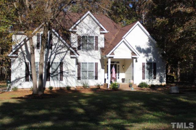 35 Remington Court, Youngsville, NC 27596 (#2224311) :: The Perry Group