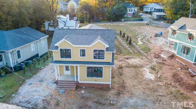1307 Filmore Street #7, Raleigh, NC 27605 (#2224322) :: Raleigh Cary Realty