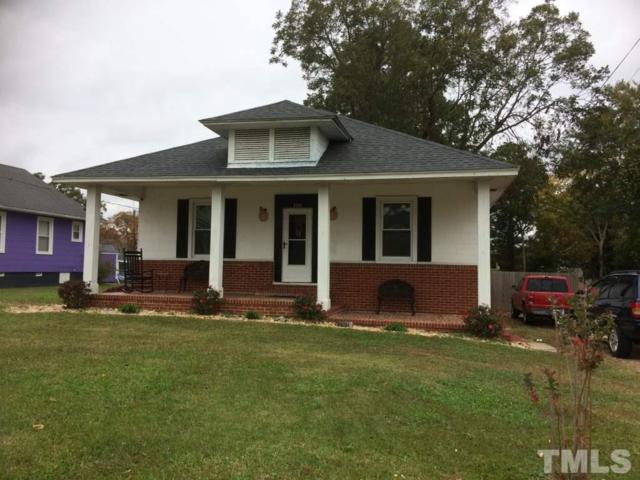 106 W D Street, Erwin, NC 28339 (#2224370) :: The Perry Group