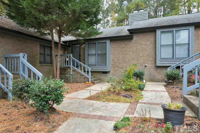 500 W Woodcroft Parkway 3B, Durham, NC 27713 (#2224382) :: The Jim Allen Group