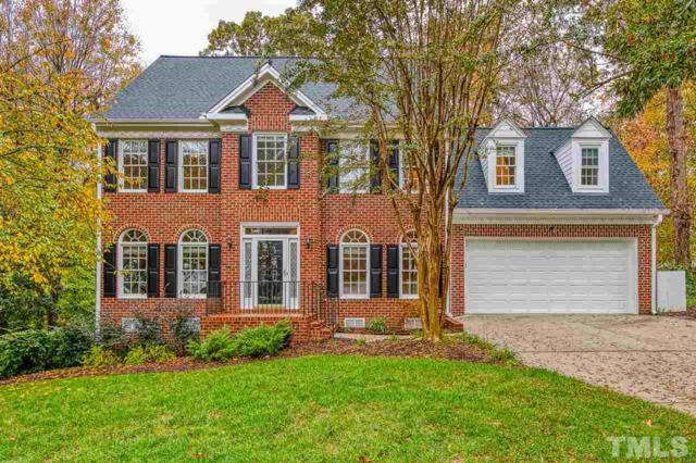 201 Highlands Lake Drive, Cary, NC 27511 (#2224396) :: Raleigh Cary Realty