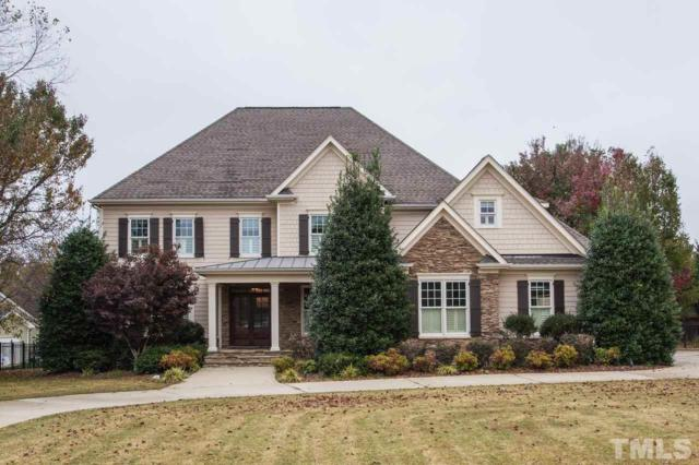 4508 Goosehaven Lane, Holly Springs, NC 27540 (MLS #2224413) :: The Oceanaire Realty