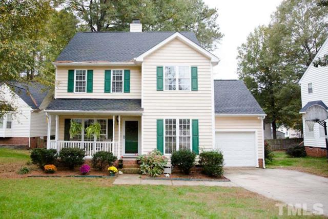 113 Ventura Woods Court, Wake Forest, NC 27587 (MLS #2224468) :: The Oceanaire Realty